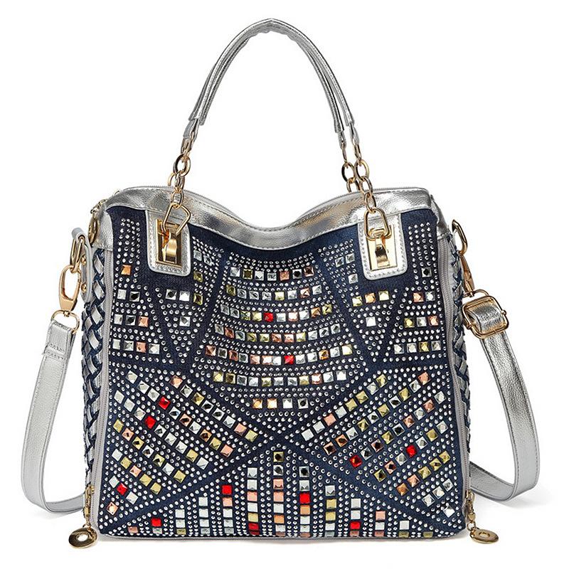 AOILDLLI 2018 Fashion brand bag vintage canvas shoulder cross body handbag women shoulder messenger bags