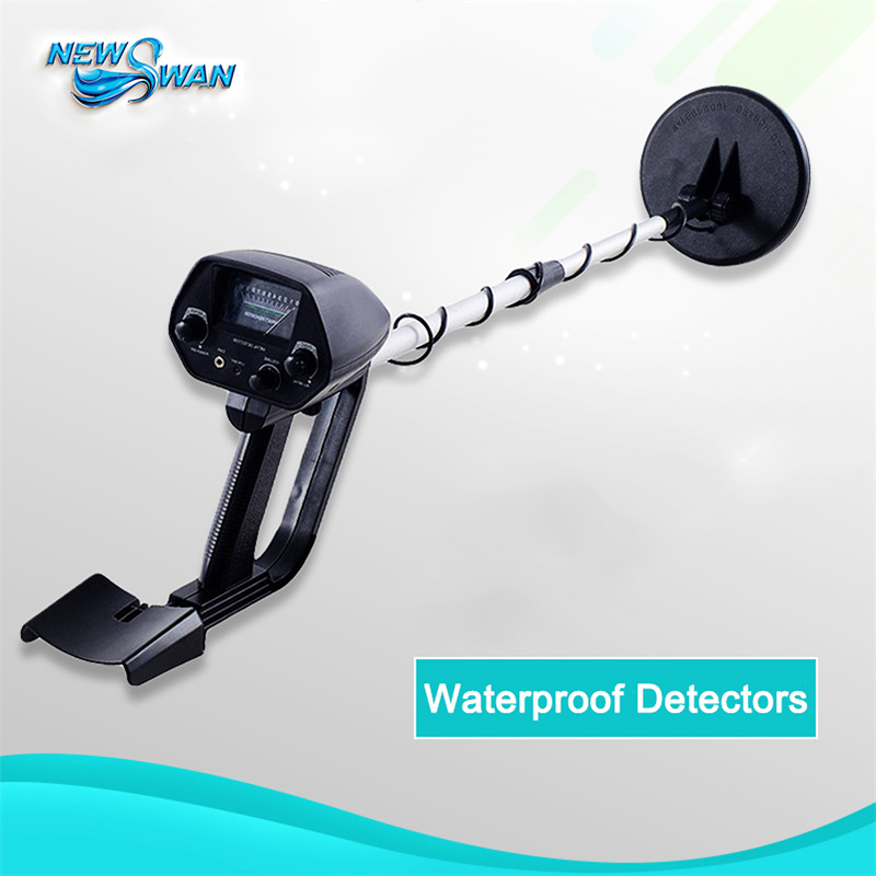 MD4030 Waterproof Depth Underground Ground Detector Gold Bug Pro <font><b>Metal</b></font> Gold Coin Treasure Relic Detector Digger Hunter Finder
