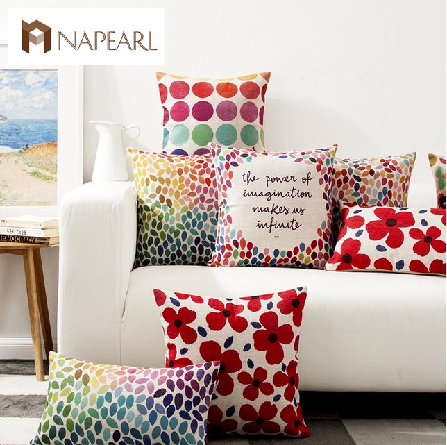 Phenomenal Us 7 87 43 Off Florid Rustic Multicolour Fashion American Style Sofa Breathable Fluid Pillow Cushion Set In Cushion From Home Garden On Aliexpress Dailytribune Chair Design For Home Dailytribuneorg