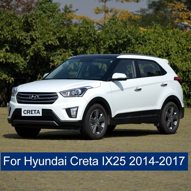 For Hyundai Ix25 Creta 2015 2016 2017 2018 Abs Chrome Rear Wiper