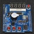 4 Цифровой многофункциональный Щит Плата Расширения Для Arduino Обучения и Образования Электронные Расширенный Площадку Прототип Совета Модуль