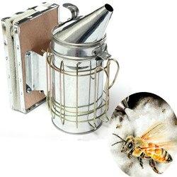 Venda quente Bee Fumaça Transmissor Kit Ferramenta Apicultura Apicultura Ferramenta Apicultura Fumante Abelha Abelha Chapa Galvanizada