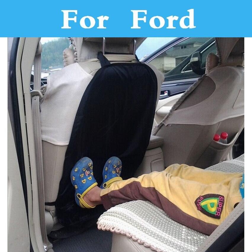 Anti Kicking Padded Child Car Seat Back Protection For Ford Mustang Taurus X Thunderbird Fusion Gt Ka Kuga Maverick Mondeo St
