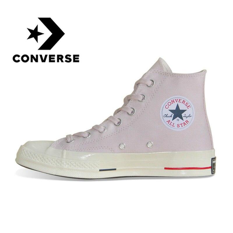 11e75962a6 Converse men's Skateboarding Shoes Original Classic Canvas High Top ...