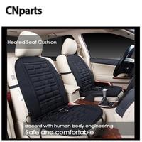 CNparts Universal Car Seat Cushion Heating Winter Thermal Pad For VW Mercedes Benz Starline A93 Citroen C4 C5 Suzuki Accessories