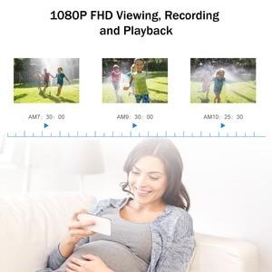 Image 3 - ANNKE 8CH 1080P FHD Wi Fi Wireless NVR CCTV System 8PCS IP Camera WIFI IP66 Waterproof CCTV Security Camera Surveillance Kits