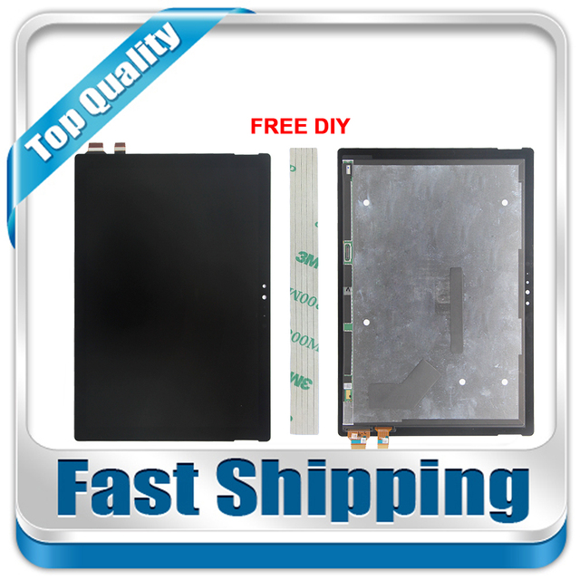 US $126 66 5% OFF|New For Microsoft Surface Pro 4 1724 LTL123YL01 001  2736x1824 Replacement LCD Display Touch Screen Assembly -in Tablet LCDs &  Panels