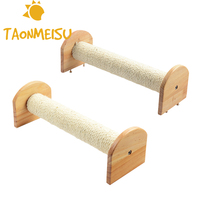 Pet Cat Scratch Board Cat Cage Dedicated Cat Climbing Frame Sisal Cat Toys Cage accessories