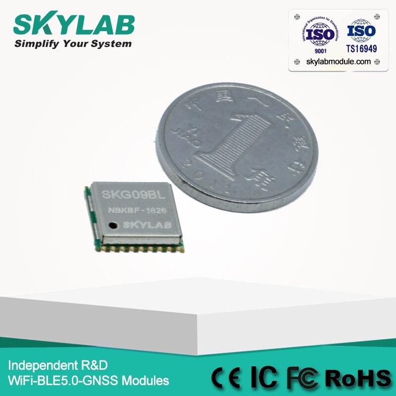 SKYLAB ROM GPS module SKG09BL MT3337-165dBm QZSS pin-pin compatible avec ublox-max Faible Puissance GPS récepteur Module