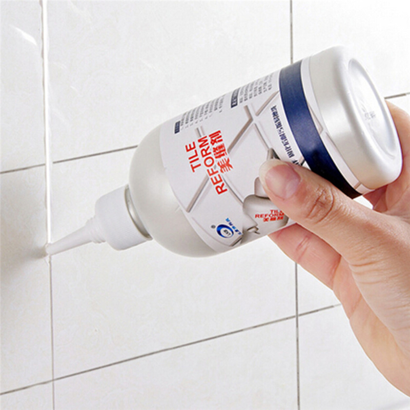 280ml Professional Tile Grout epoxy grouts Sealant for flooring tools Waterproof mouldproof porcelain tile gap grout Repair tool280ml Professional Tile Grout epoxy grouts Sealant for flooring tools Waterproof mouldproof porcelain tile gap grout Repair tool