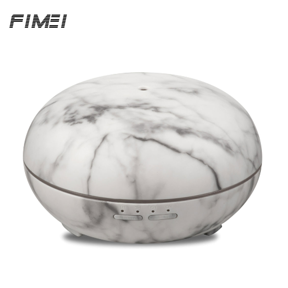 Fimei USB Air Humidifier Ultrasonic Aroma Diffuser Cool Mist Humidifier Air Purifier Night light for Office Home usb air humidifier little diffuser with home atomization spray office home purifier water sprayer meng pet night light and fan