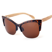 100 Real Wood Polarized Sunglasses Restoring Ancient Ways Big Picture Frame Women High Quality To Prevent