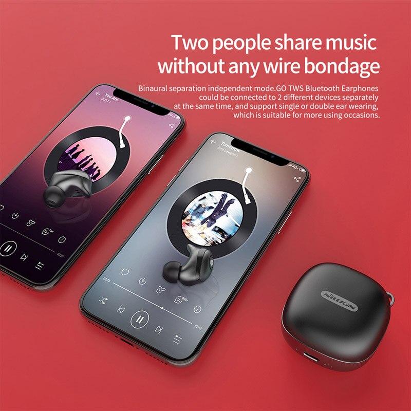 Bluetooth NILLKIN Kulaklık mikrofon
