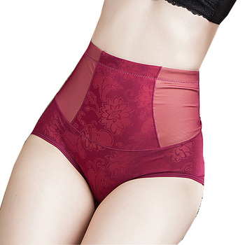 LANGSHA Slimming Body Waist Shapers High Waist Women Control Panties Corset Bodysuit Shapewear Sexy Lady Carry Buttock Underwear Control Panties