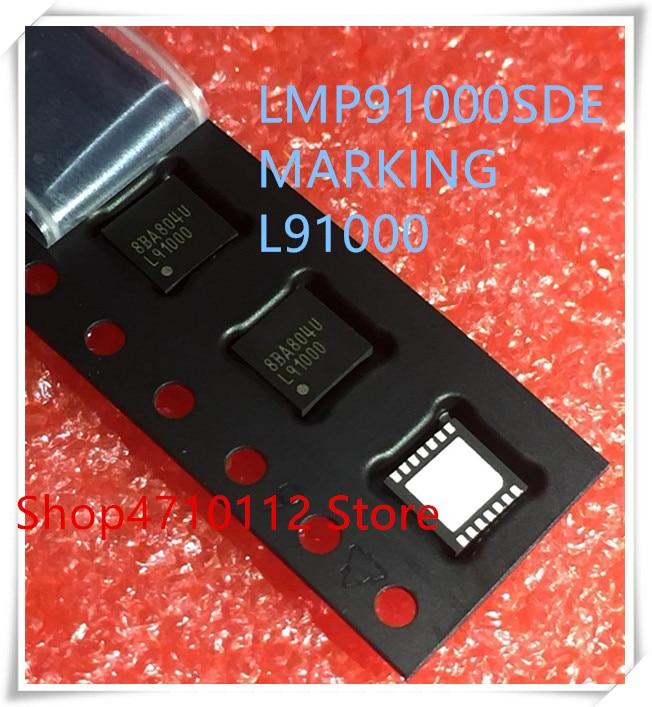 NEW 10PCS LOT LMP91000SDE LMP91000SD LMP91000 MARKING L91000 WSON14 IC
