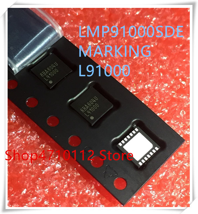 NIEUWE 10 stks/partij LMP91000SDE LMP91000SD LMP91000 MARKERING L91000 WSON14 IC-in Batterij accesoires van Consumentenelektronica op  Groep 1