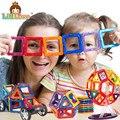 23 pçs/lote mini modelos de construção magnético blocos de construção de brinquedos diy 3d designer de tijolos crianças brinquedos educativos de aprendizagem magnética