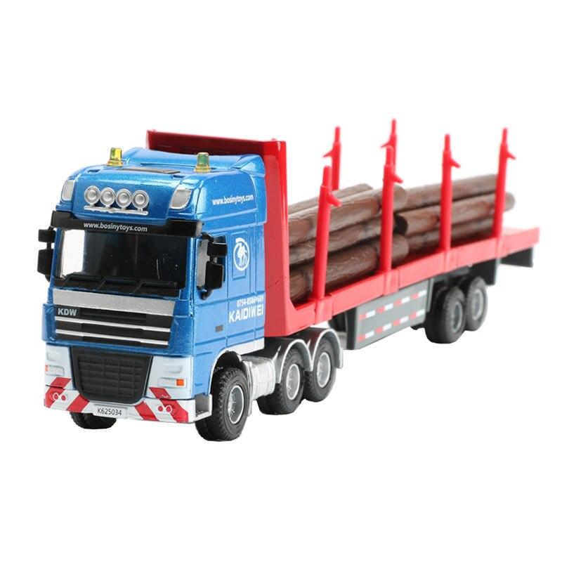 Aliexpress.com : Buy 1:50 Kaidiwei Alloy Log Transporter