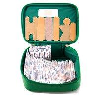 Free Shipping First Aid Kit Bag 115PCs Variety Pack Waterproof Bandages Band Aid Sets Home Small