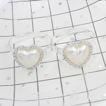 Napkin Holder Diamond Metal Rings With Pearl Stone Strass Ring For Table Kitchen Servet Wedding Banquet  Decoration