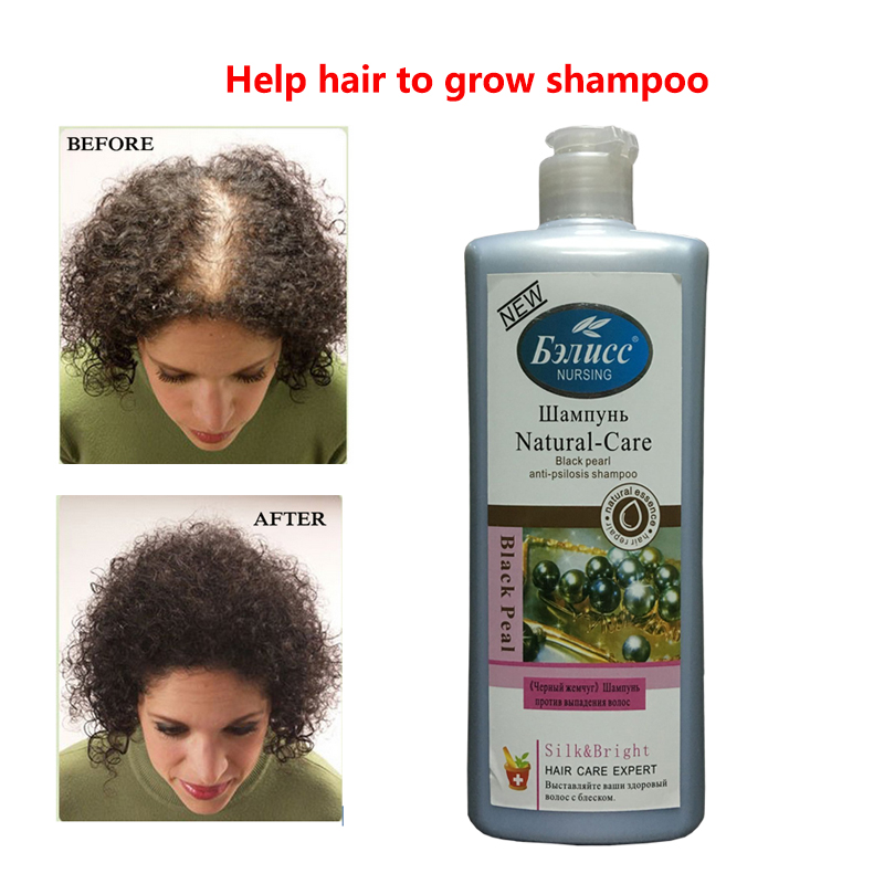 Shampooing anti-perte de cheveux à base  ...