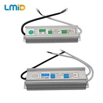 цена на IP67 Waterproof LED Driver 50-60Hz 10W 30W 50W 60W 100W 120W 300W LED Power Supply AC90-265V Lighting Transformers For LED Power