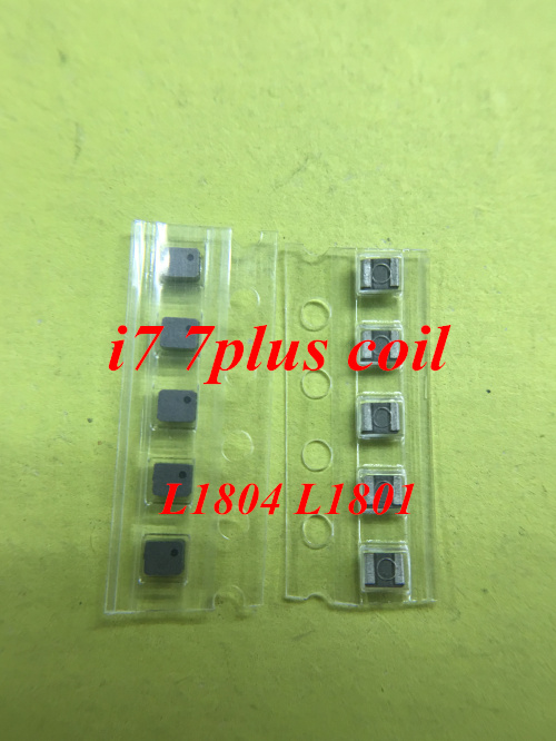 5pcs-100pcs L1804 L1801 For Iphone 7 7plus Coil IC Chip On Motherboard