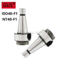 F1 Boring Tool Head Joint Handle (ISO) NT40-F1 CNC Boring Joint Hole Thread M16*2.0P Connection Thread 1-1/2-18UNF 1 pc f1 2 inch boring head with mt2 boring shank and 9pcs 12mm boring bars boring head set