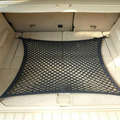 FIT FOR AUDI A4 A5 A6 A7 A8 REAR TRUNK FLOOR CARGO NET MESH LUGGAGE ELASTIC HOOK FLAT ACCESSORIES