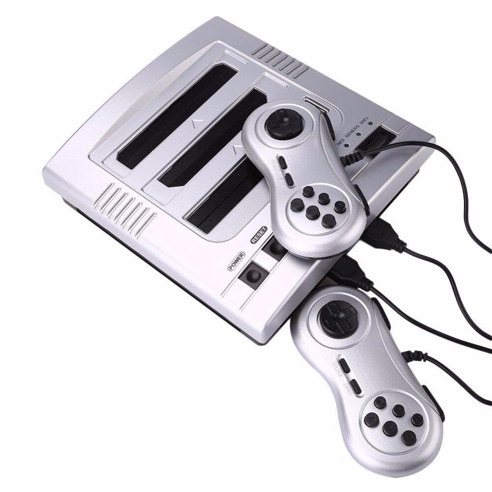 Clásico Original 8-bit/Gamepad Consola de Videojuegos de $ number bits Para la S