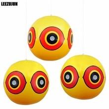 Отпугивающие птицы отпугивающие глаза воздушные шары останавливают вредителей птица проблемы Быстрый надежный визуальный сдерживающий желтый цвет