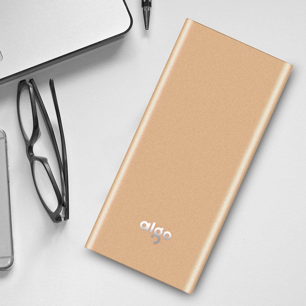 Aigo 10000 mAh Power Bank dual usb Portable PowerBank Charger External Battery Charger For Mobile Phones Tablets Poverbank