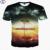 Mr.1991 marca galaxy e árvore 3d t-shirt para os meninos novos 2017 verão estilo hop adolescentes camiseta crianças grandes tops Hot sale A41