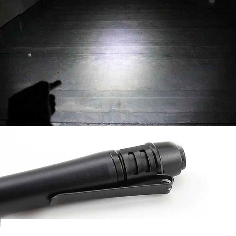 300 Lumen mini prenosna LED svetilka za medicinsko pero majhna žepna - Kampiranje in pohodništvo - Fotografija 4