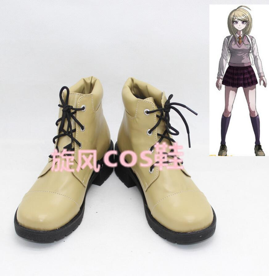 Danganronpa V3: Killing Harmony Akamatsu kaede Uniform Outfit boots Red Saber girls loli ...