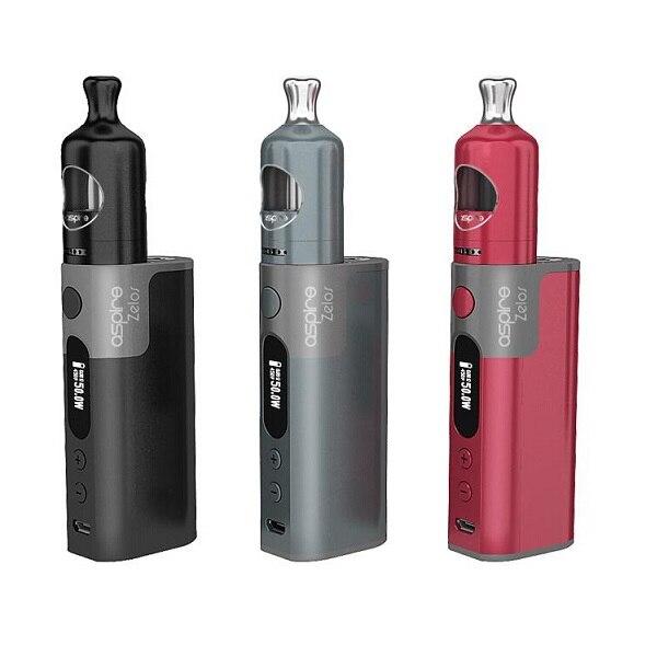 ФОТО Original Aspire Zelos Kit 50W E-Cigarettes Zelos Box Mod Vape 2500mah Battery 2ML Aspire Nautilus 2 Tank Vaporizer BVC Coil