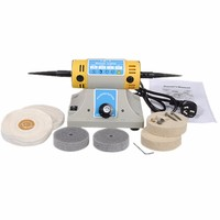 DANIU 1pc Multi purpose Mini Desktop Polishing Machine Bench Lathe Tool Dental Polishing Motor