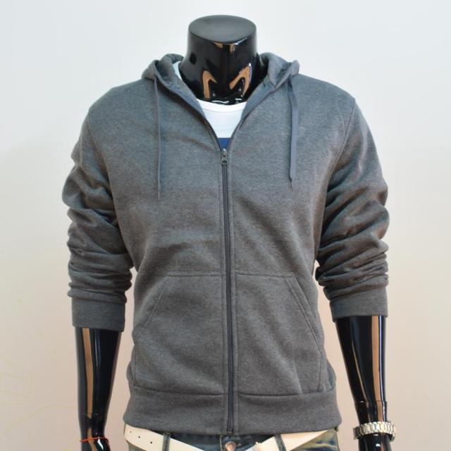 Venda quente Dos Homens Hoodies e Moletons outono inverno amantes casuais com um capuz jaqueta casaco 5 cores dos homens, tamanho S-XXL