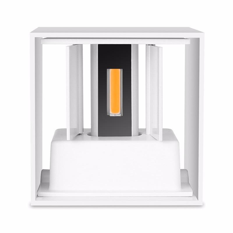 estilo nórdico moderno interior lâmpada de parede