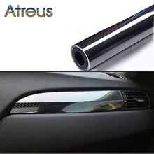 5D Adesivi Per Auto In Fibra di Carbonio Per BMW G30 E39 E90 E60 E36 F30 F10 E34 E30 Mini Cooper Audi A4 b8 A3 A6 C6 Q5 A5 Q3 Q7 Accessori