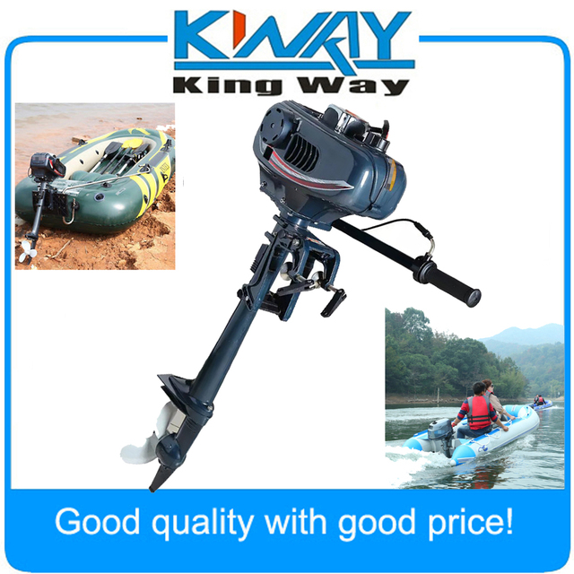 NEW HEAVY DUTY Outboard Motor Boat Engine WWater Cooling