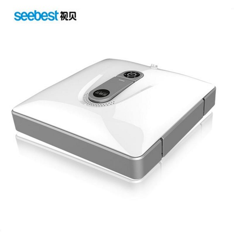 Seebest WS 800 Newest Remote Control Wet And Dry Magnetic Window Cleaner Robot