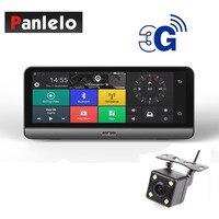 Panlelo 781 автомобиль gps на тире камера DVR 7,84 Android системы Сеть 3G навигации 4 ядра 1 ГБ оперативная память 16 ГБ Встроенная Обратный Cam