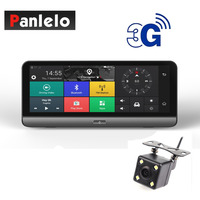 Panlelo 781 Car GPS On Dash Camera DVR 7.84 Android System 3G Network Vehicle Navigation Quad Core 1GB RAM 16GB ROM Reverse Cam