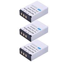 3pc 2000mAh NP 85 NP85 NP 85 Rechargeable Camera Battery for Fujifilm S1 SL1000 SL240 SL245 SL260 SL280 SL300 Cameras