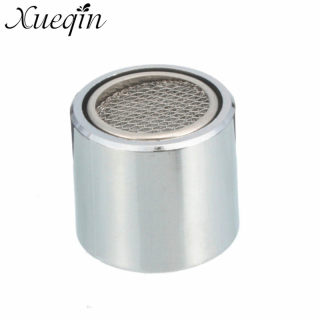 Xueqin Copper Water Saving Home Bathroom Kitchen Faucet Tap Aerator Nozzle  Sprayer Filter Female Thread 17mm