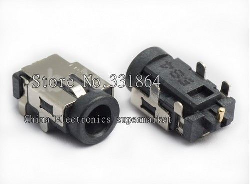 DC Power Jack socket For Asus Zenbook UX21E UX31E Charge Plug port  1pcs dc power jack connector for asus zenbook ux305 charge in port