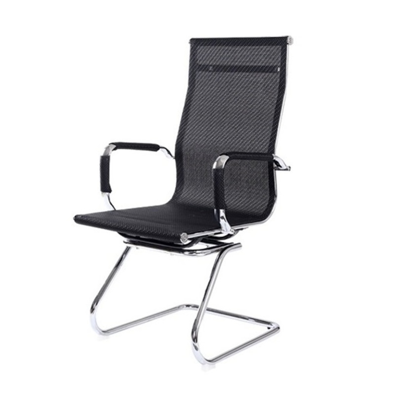 WL#3378 Post office computer staff conference swivel mesh chair lifting seat bow special offer high quality mesh cloth office chair breathable soft cushion computer chair multifunctional adjustable headrest staff chair