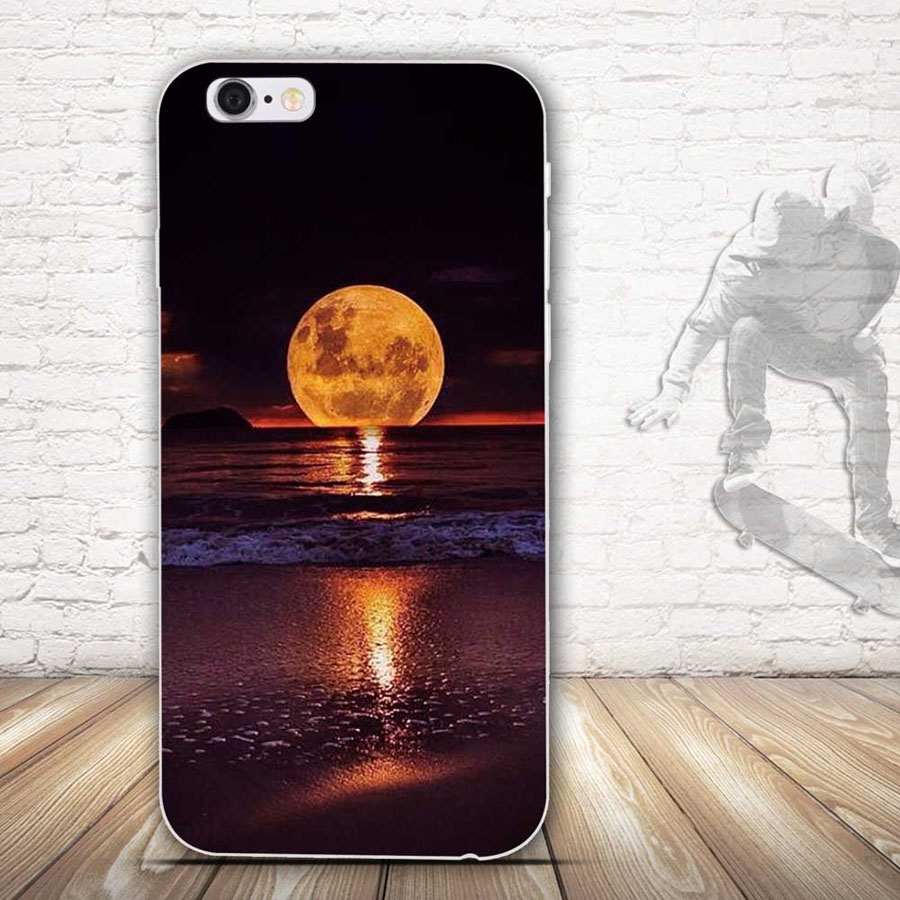 Για iPhone 5 Cover Soft Silicone Gel Cover Fundas για iPhone 5S - Ανταλλακτικά και αξεσουάρ κινητών τηλεφώνων - Φωτογραφία 3