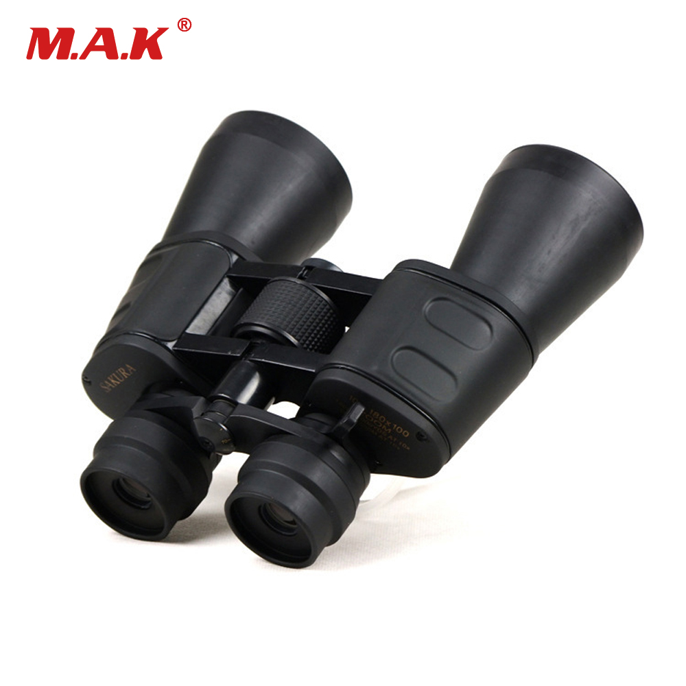 Professional 10-180X100 Binoculars Telescope Objective Lens High Power HD Adjust Binocolos Night Vision for Hunting Watching